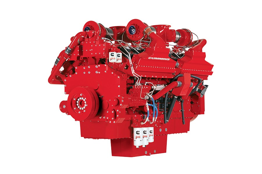 Cummins Inc. - QSK60 for Mining (Non-Certified) Diesel Engines