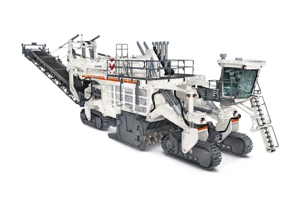 Wirtgen America, Inc. - 4200 SM Surface Miners