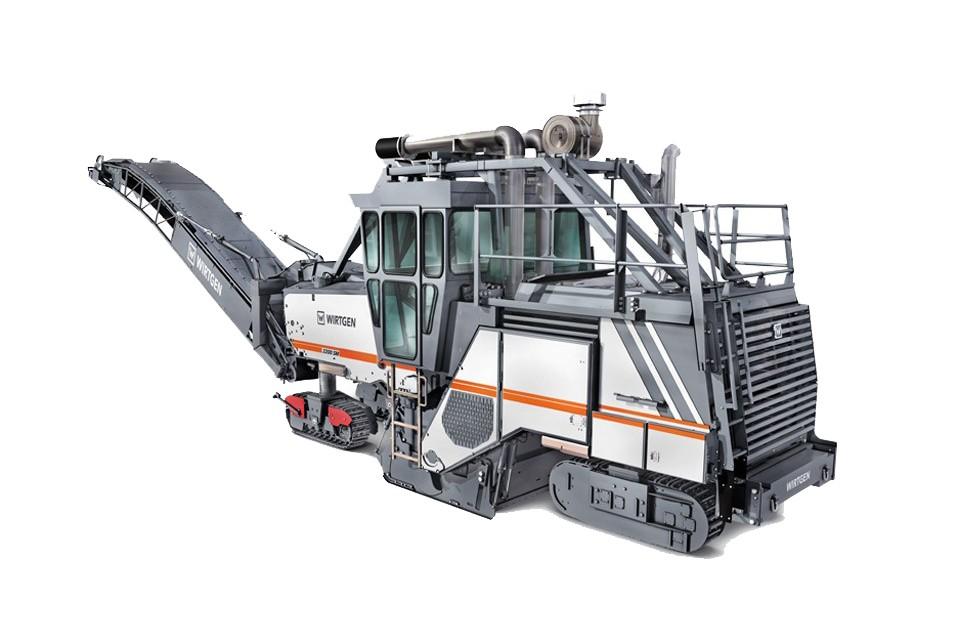 Wirtgen America, Inc. - 2200 SM Surface Miners