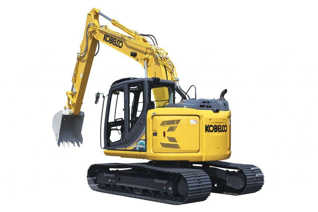 Kobelco Construction Machinery U.S.A Inc. - SK140SRLC-5 Excavators