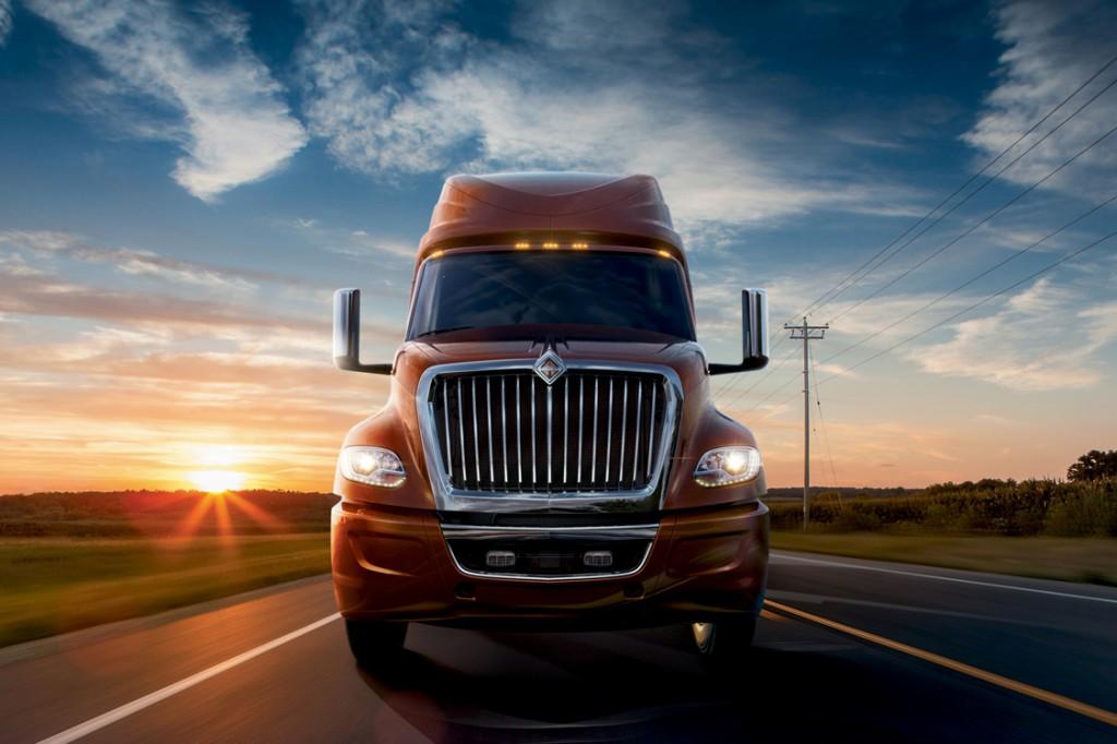 International Truck - LT series Vocational Trucks