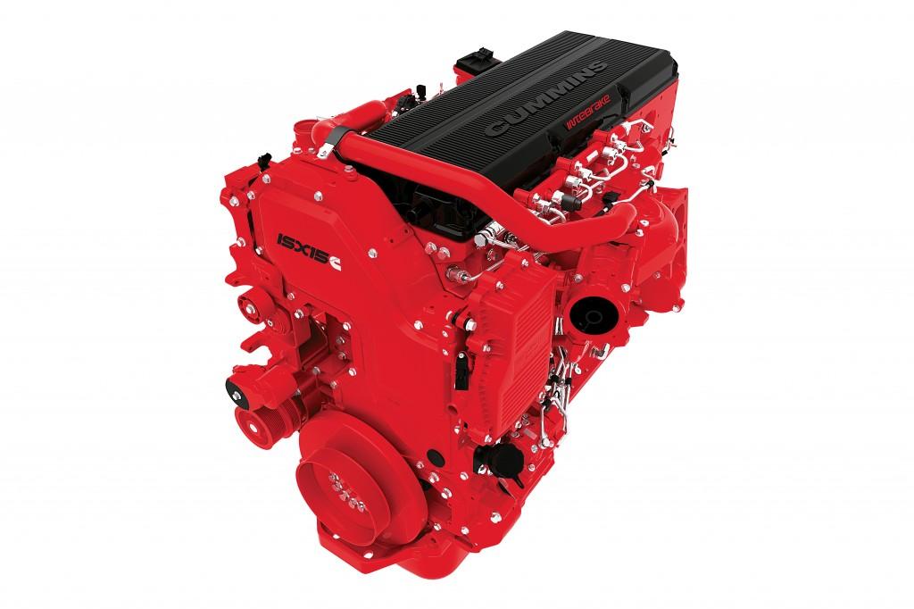 Cummins Inc. - ISX15 for Heavy-Duty Truck (2013) Diesel Engines
