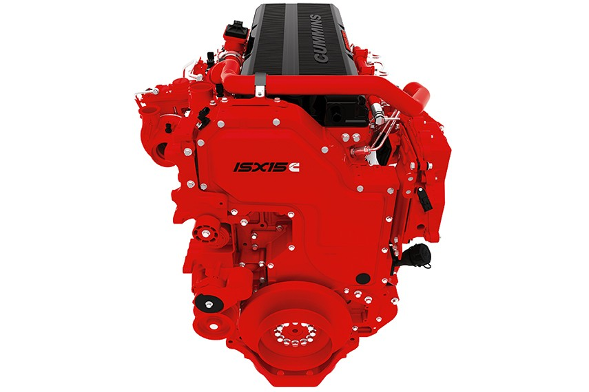 Cummins Inc. - ISX15 SA Diesel Engines