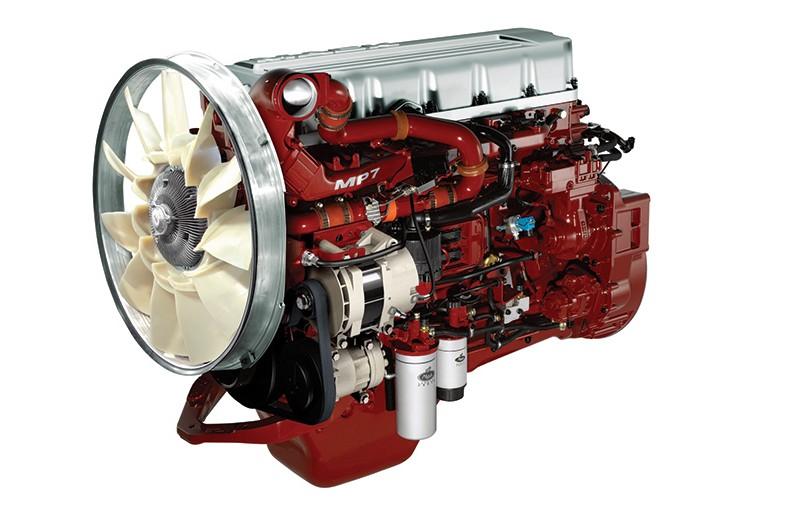 Mack Trucks - MP7 Diesel Engines