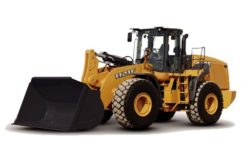 Case Construction Equipment - 1121F Wheel Loaders