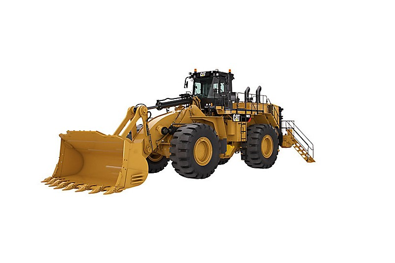 Caterpillar Inc. - 992K Wheel Loaders