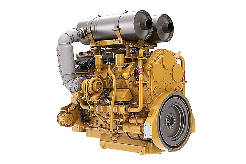 Caterpillar Inc. - C32 ACERT™ Diesel Engines