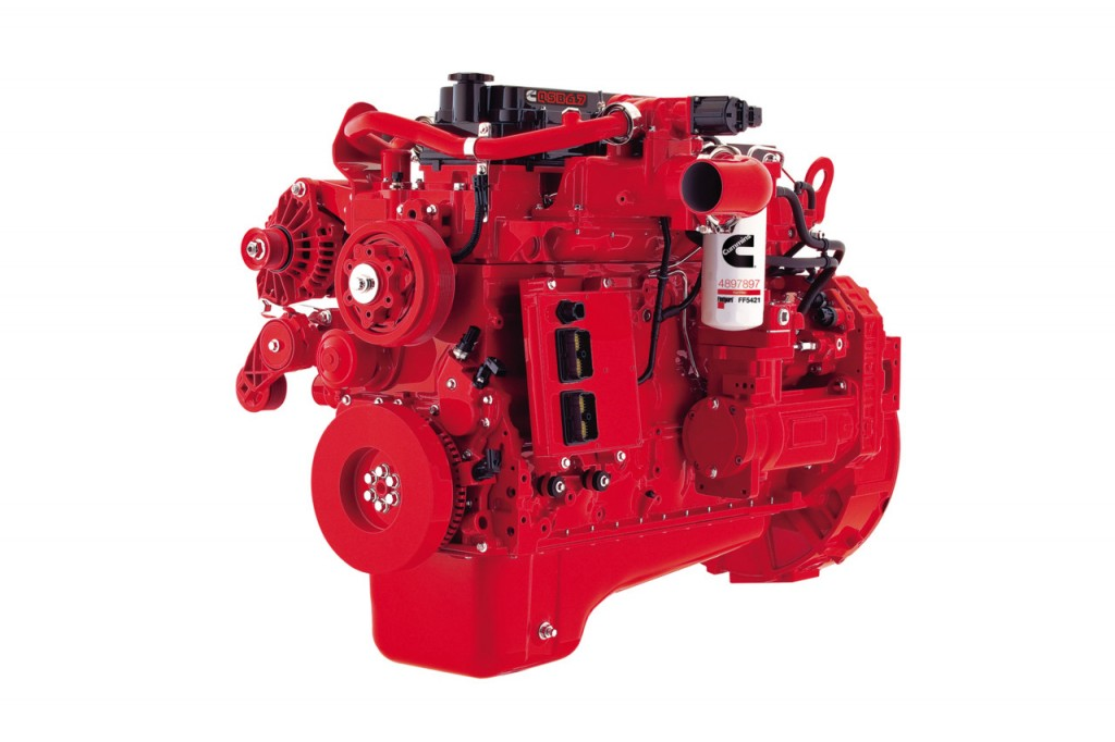Cummins Inc. - QSB6.7 (Tier 4 Final/Stage IV) Diesel Engines
