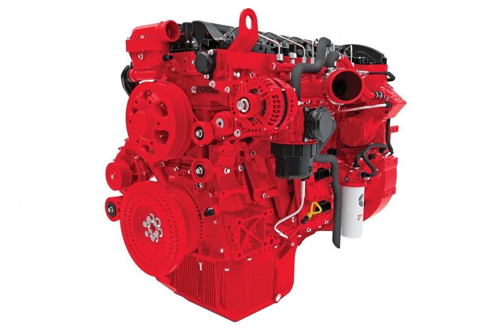 Cummins Inc. - QSG12 (Tier 4 Final/Stage IV) Diesel Engines