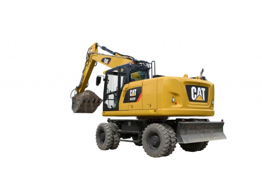 Caterpillar Inc. - M320F Excavators