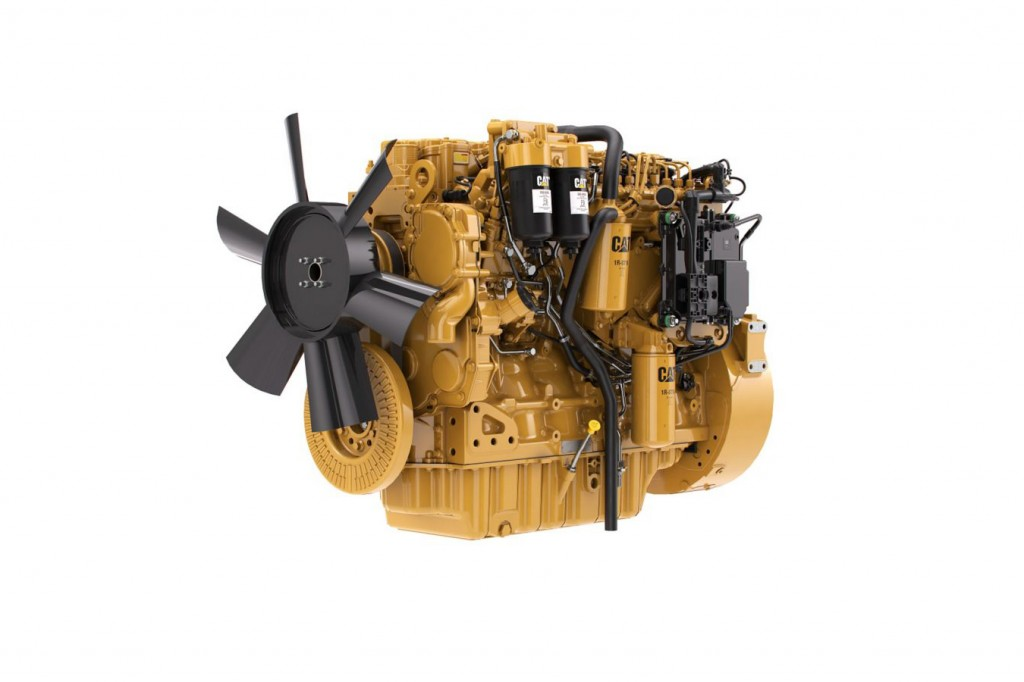 Caterpillar Inc. - C7.1 ACERT Diesel Engines