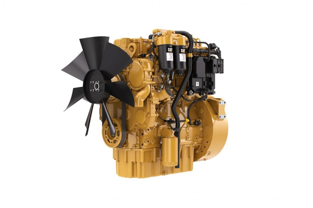Caterpillar Inc. - Cat® C4.4 ACERT Diesel Engines