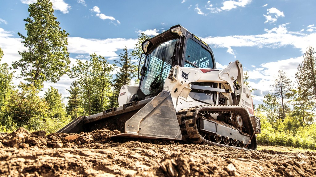 New Bobcat M2-Series loaders offer updated ride control