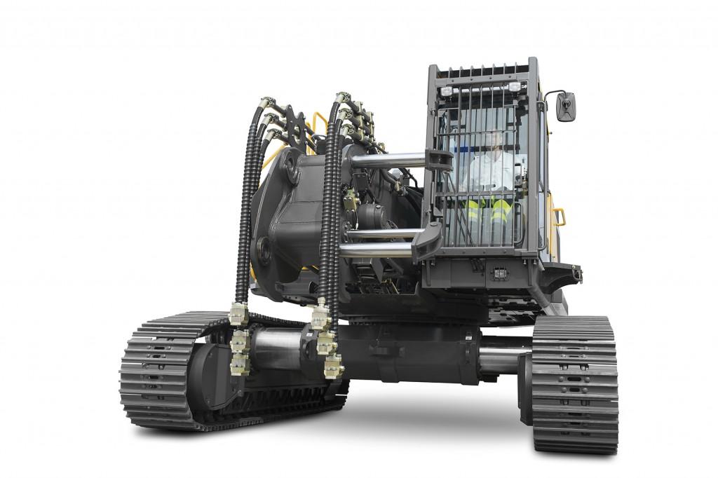 Volvo Construction Equipment - EC380E HR Demolition Excavators