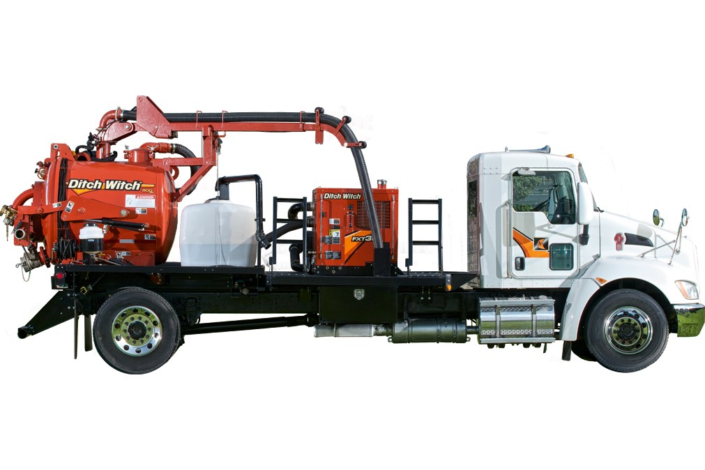 Ditch Witch - FXT30 Air Air-Vacuum Excavators