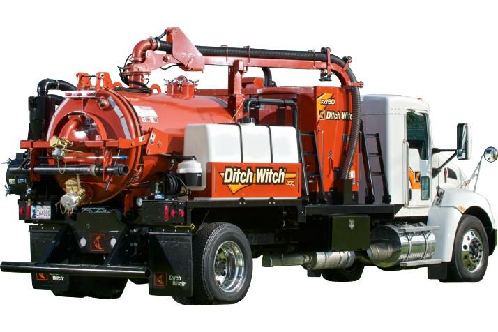 Ditch Witch - FXT50 Air Air-Vacuum Excavators