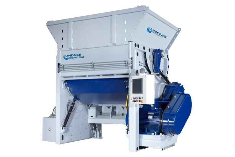 Lindner Recyclingtech America - Micromat Plus 2000 / 2500 Shredders