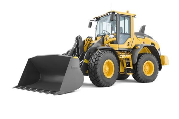 Volvo Construction Equipment - L70H Wheel Loaders