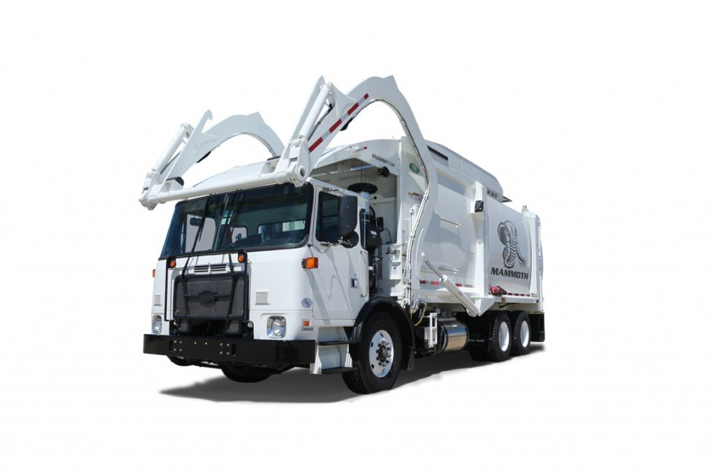 New Way Trucks - Mammoth™ Front Loaders