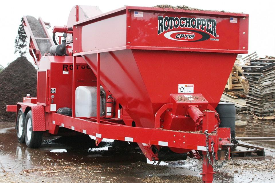 Rotochopper, Inc - CP-118 Chippers