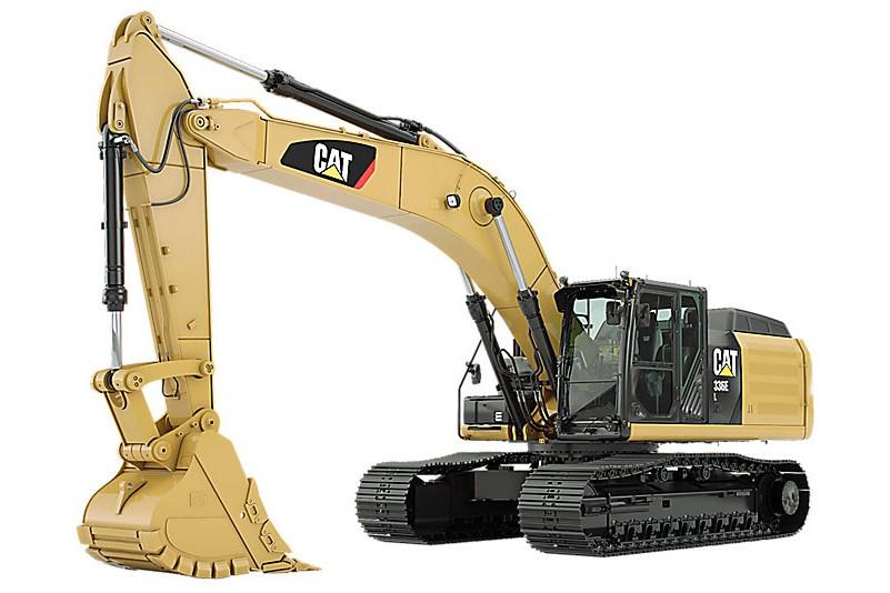 Caterpillar Inc. - 336E L Excavators