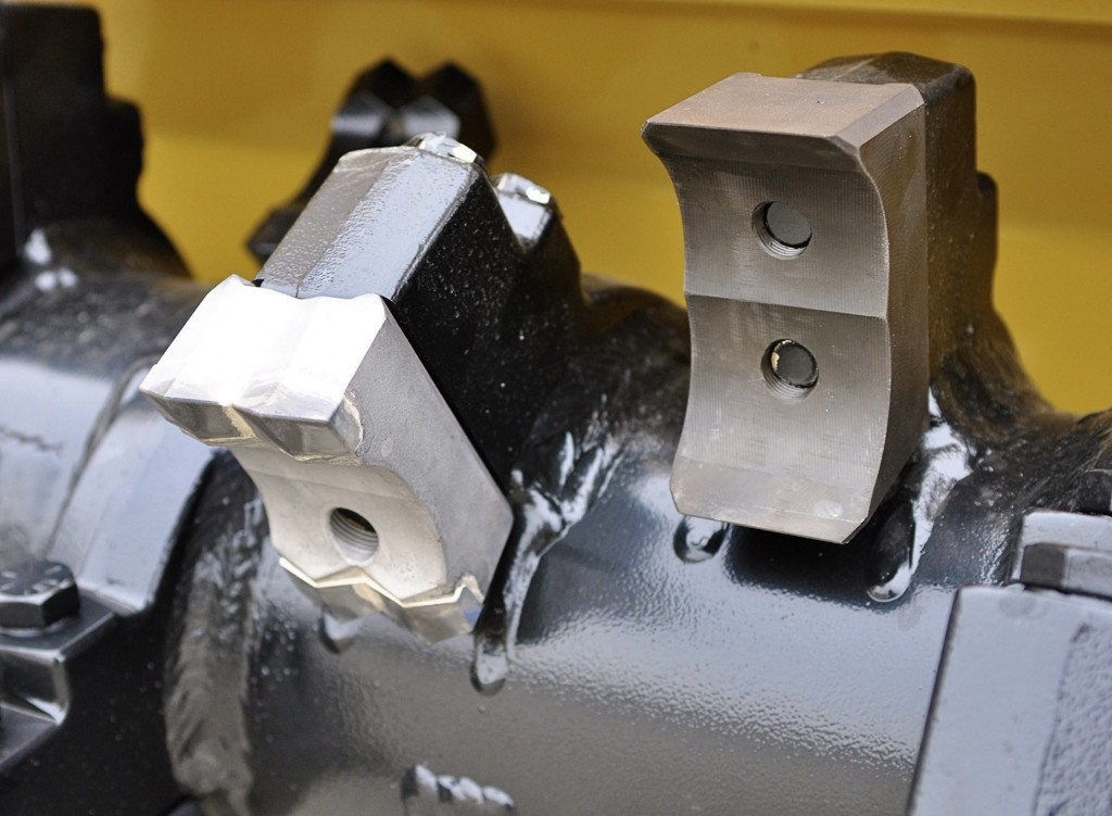 Rayco introduces planar teeth for high-production mulching