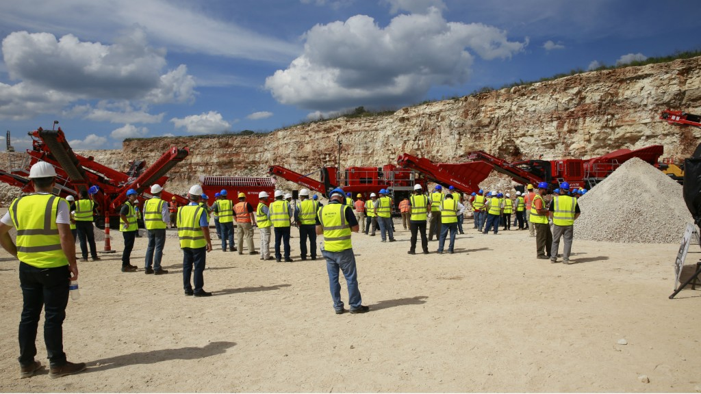 Three new machines were introduced at customer open day event in San Antonio, Texas.