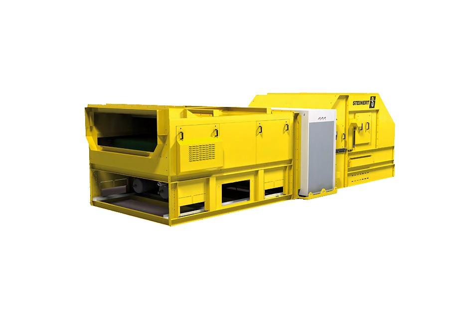 Steinert US - Steinert XSS T Recycling Sorting Systems