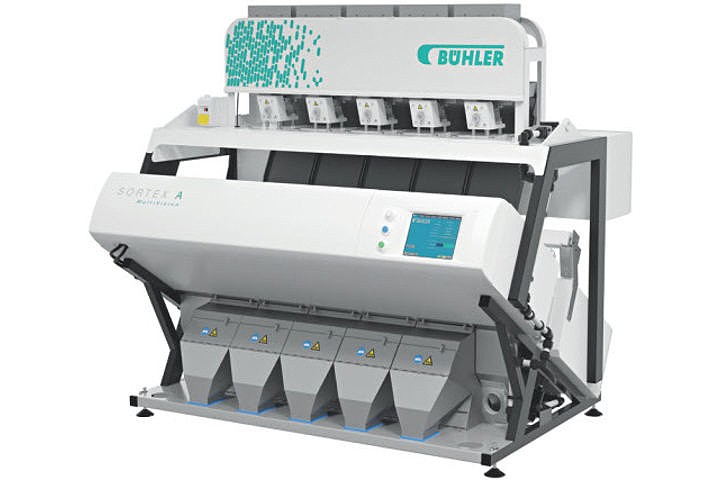 Bühler - SORTEX A ColorVision™ Recycling Sorting Systems