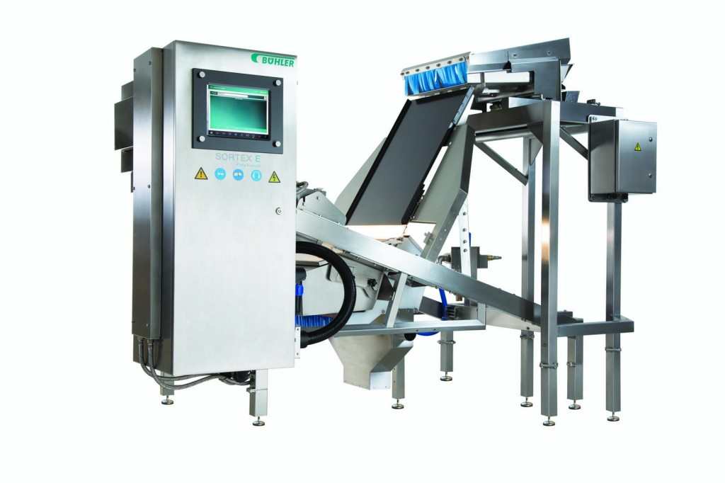 Bühler - SORTEX E PolyVision™ Recycling Sorting Systems