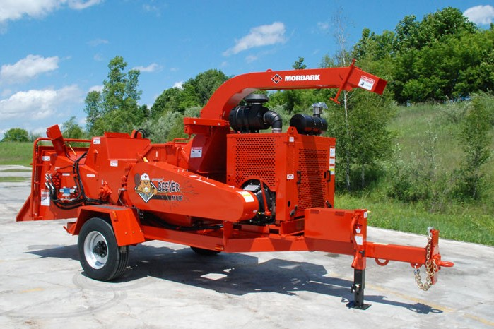 Morbark, Inc. - Beever M18R Chippers