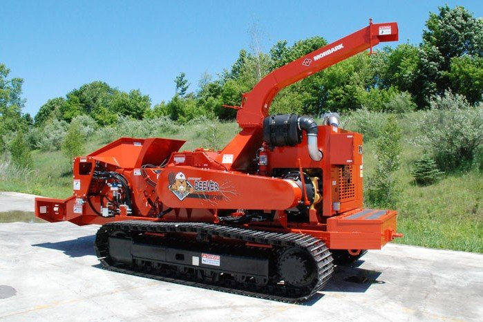 Morbark, Inc. - Beever M20R Chippers