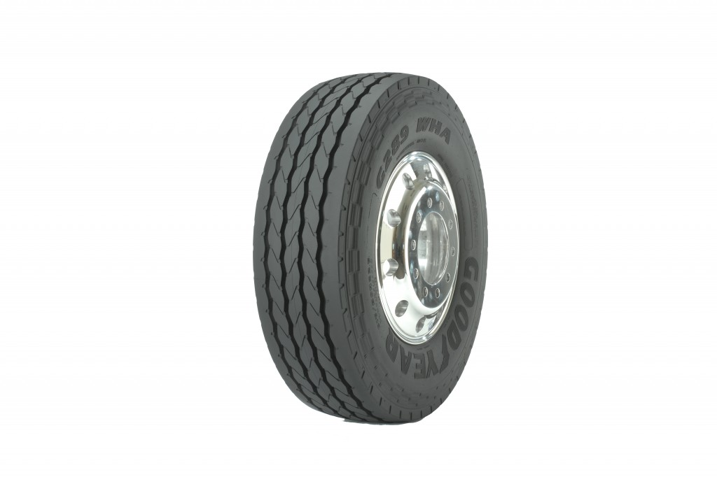 The Goodyear Tire & Rubber Company - UniCircle G289 WHA Tires