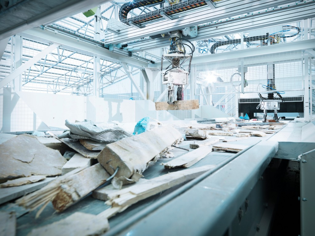 Plexus Recycling and Recon Services partnership to install first robotic C&D sorting unit in U.S.