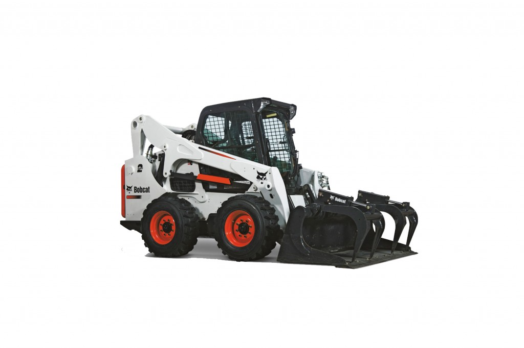 Bobcat Company - S850 Skid-Steer Loaders
