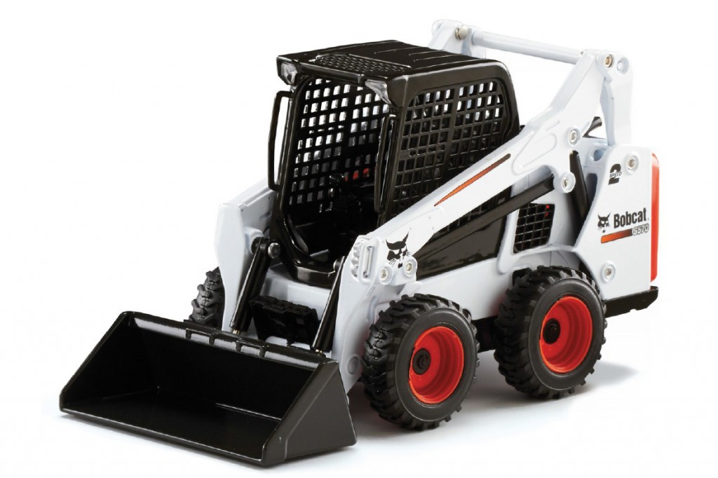 Bobcat Company - S570 Skid-Steer Loaders