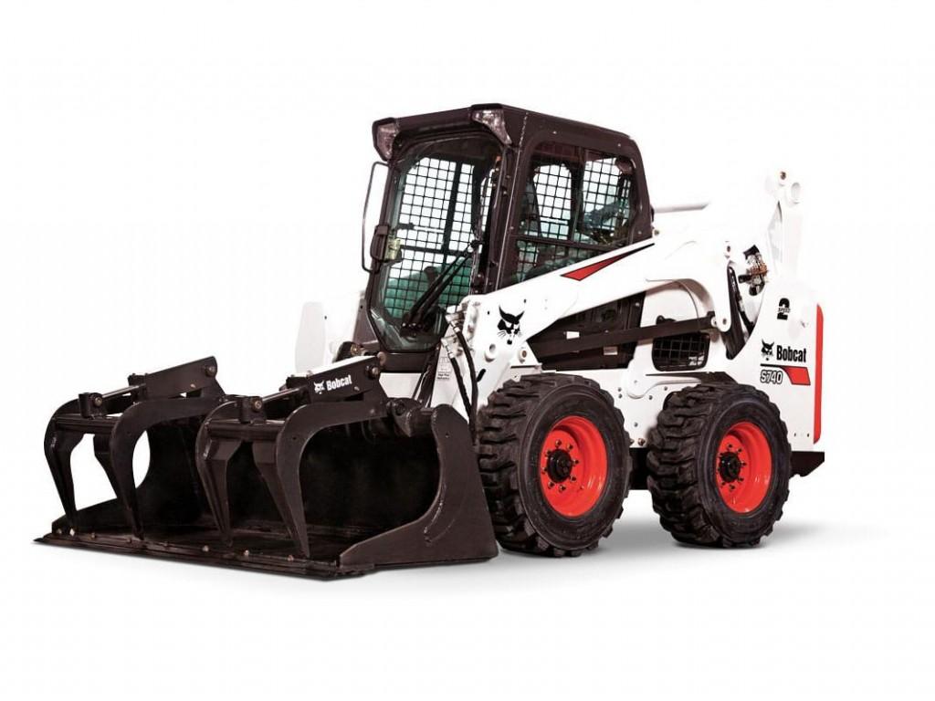 Bobcat Company - S740 Skid-Steer Loaders