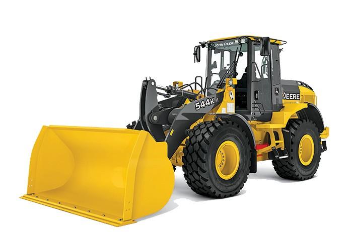John Deere Construction & Forestry - 544K-II Wheel Loaders