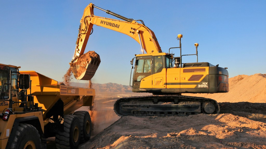Hyundai to offer 'Trimble-ready' option for wheel loaders and excavators