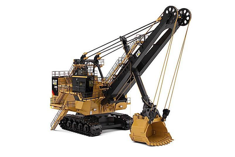 Caterpillar Inc. - 7495 HD Mining Shovels