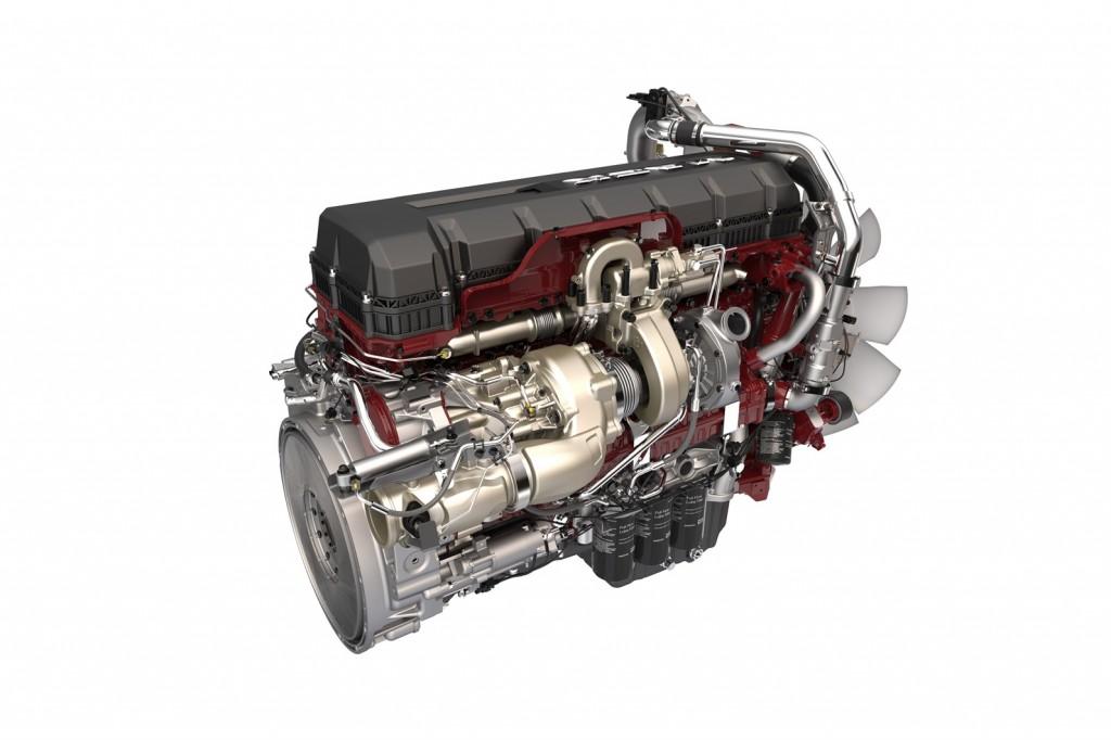 Mack Trucks - MP8 Diesel Engines