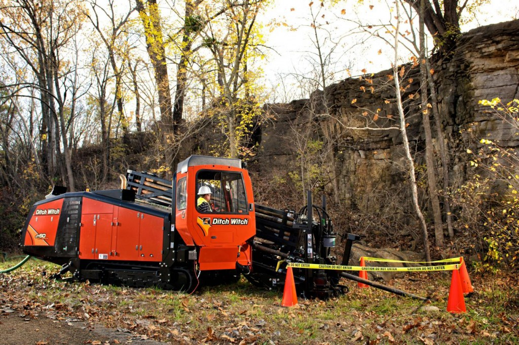 Ditch Witch - JT60 All Terrain Horizontal Directional Drills