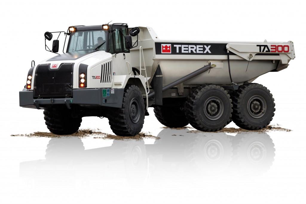 Terex Trucks - TA300 Articulated Dump Trucks