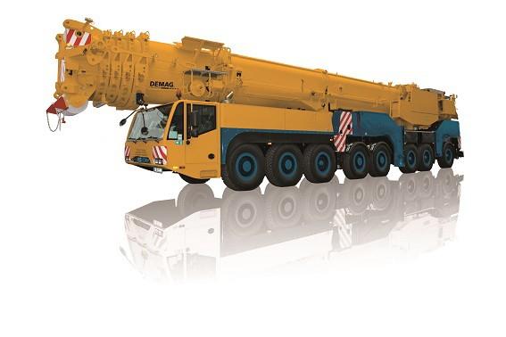 Terex Corporation - AC 500-8 Crawler Cranes