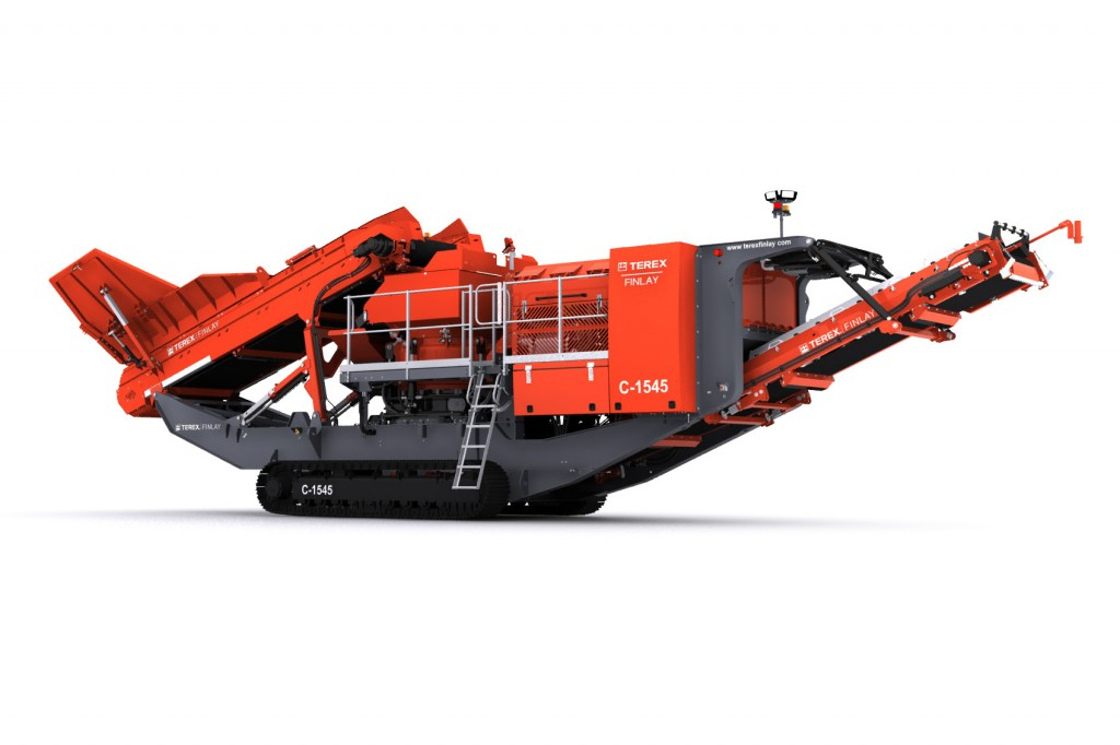 Terex Finlay - C-1545P Track Mounted Cone Crushers