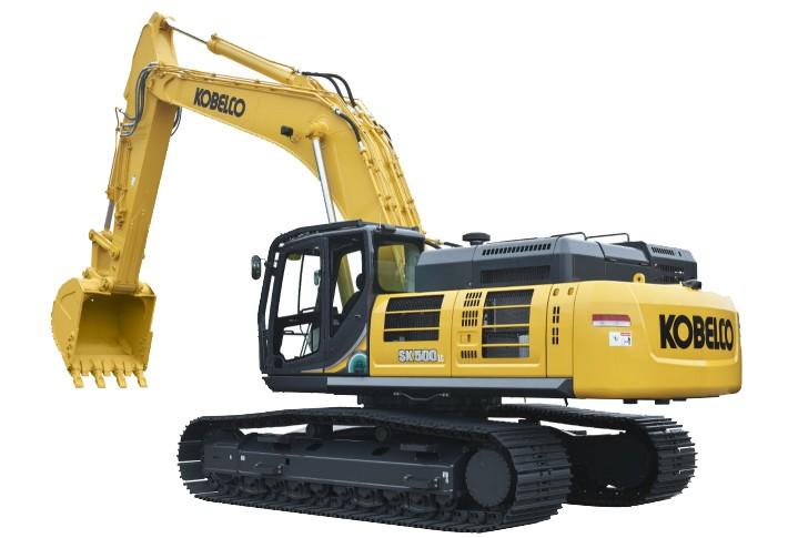 Kobelco Construction Machinery U.S.A Inc. - SK500LC-10 Excavators