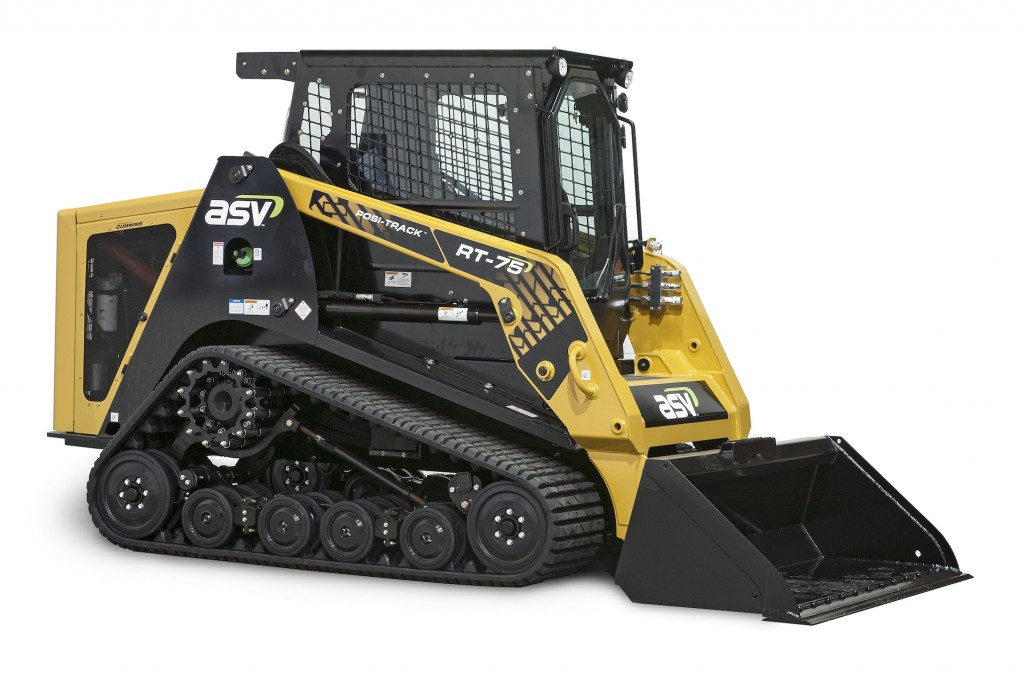 ASV Holdings Inc. - RT-75 Compact Track Loaders