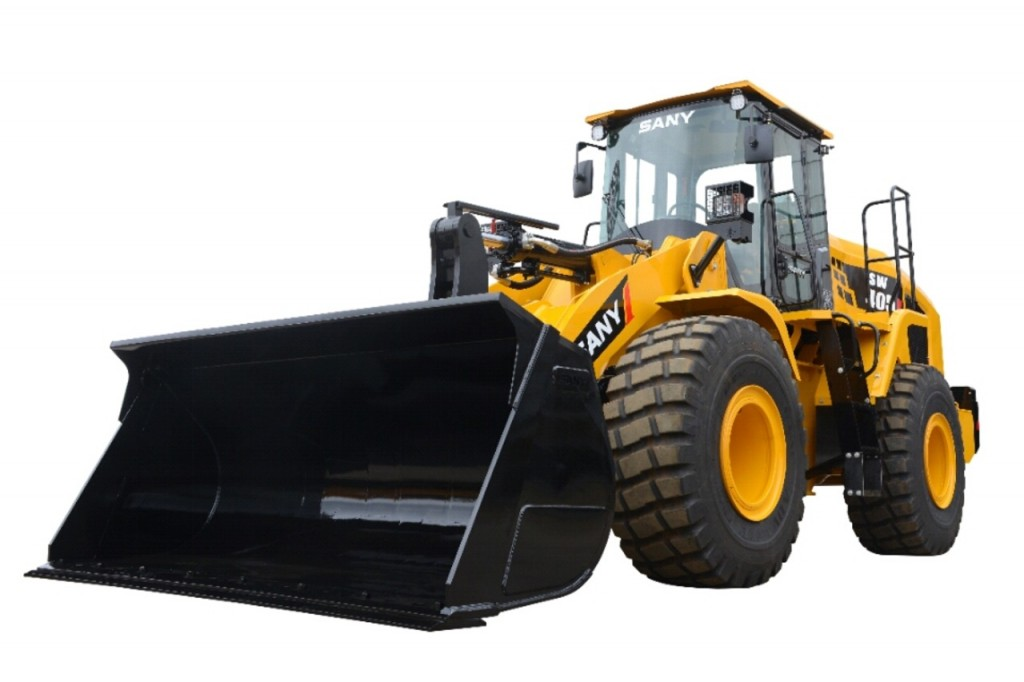 SANY America, Inc. - SW405K Wheel Loaders