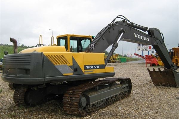 Volvo Construction Equipment - EC340 Excavators
