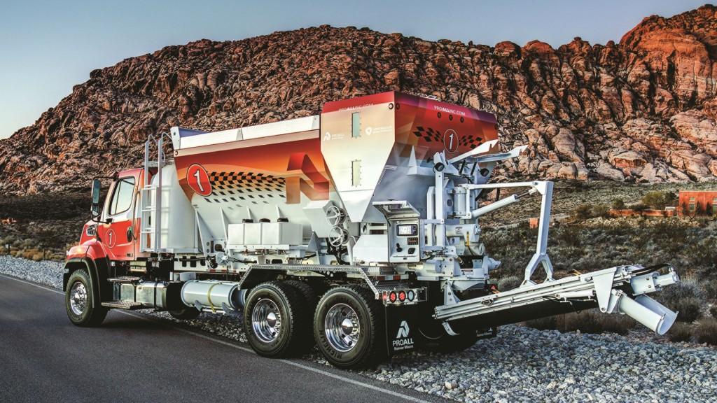 Mobile concrete mixing anytime anywhere - Heavy Equipment Guide